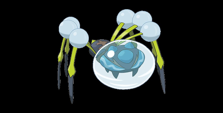 「オニシズクモ」の基本データ – ポケモン サン・ムーン