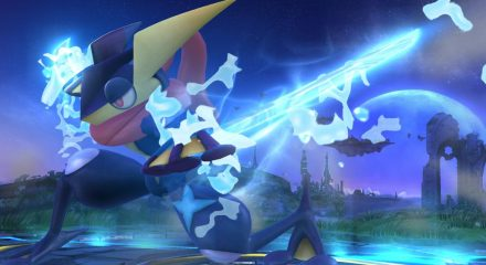 【スマブラ3DS/WiiU】ゲッコウガ-キャラ攻略