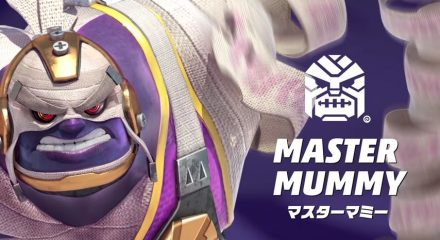 【ARMS(アームズ)】マスターマミー – キャラ攻略